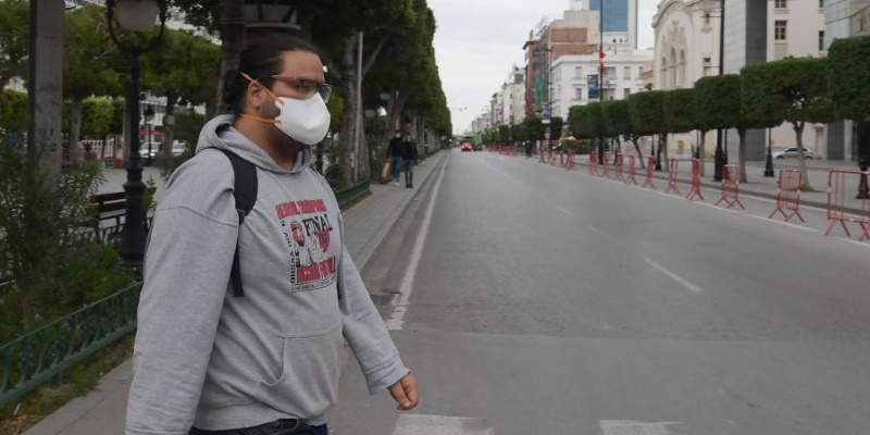 OMS : Les Tunisiens ont du mal à mettre de la distance entre eux
