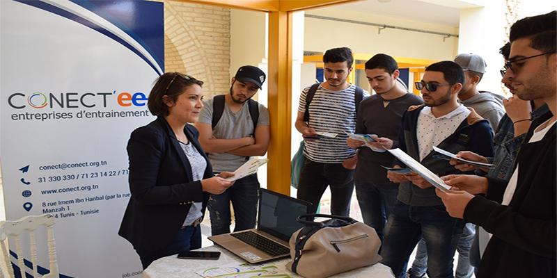 Les mini-salons Job CONECT pour l'amélioration de l'employabilité des jeunes dans les régions