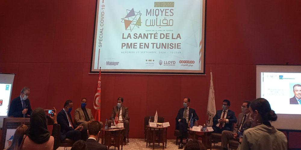 Baromètre de la santé des PMEs MIQYES 2019 : Les entreprises tunisiennes face à la pandémie COVID-19 !