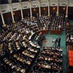 Demain : Séance plénière de l'Assemblée Constituante