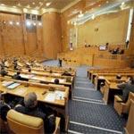 Constituante : 218 sièges dont 19 pour l'étranger
