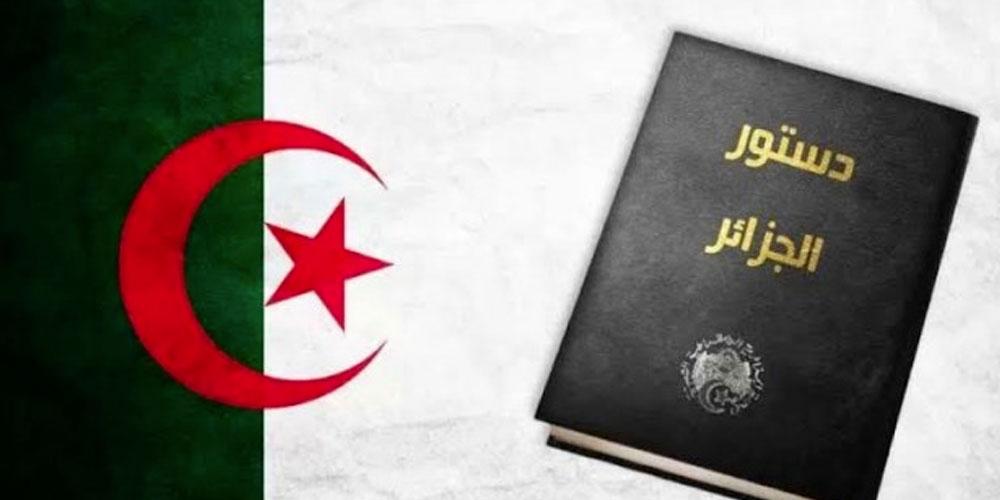 La constitution algérienne sera révisée