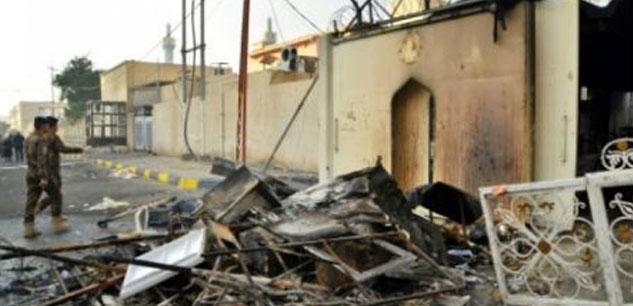 Consulat iranien incendié en Irak, au moins 13 nouveaux morts