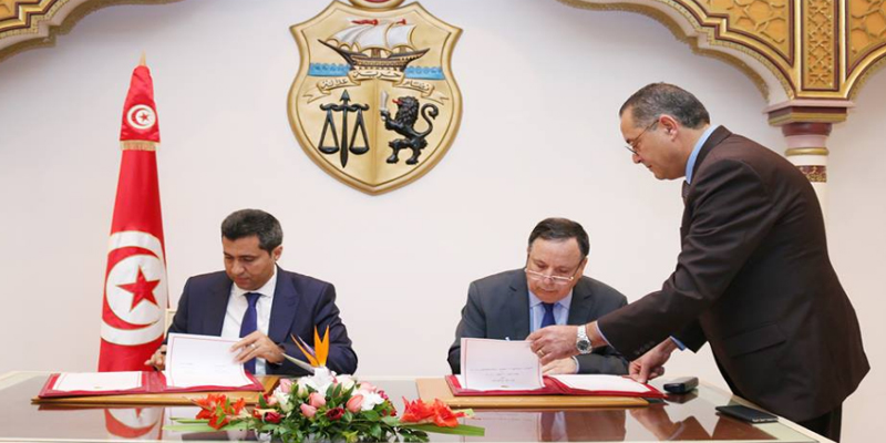 اتفاقية شراكة بين وزارتي الخارجية وتكنولوجيات الاتصال والاقتصاد الرقمي