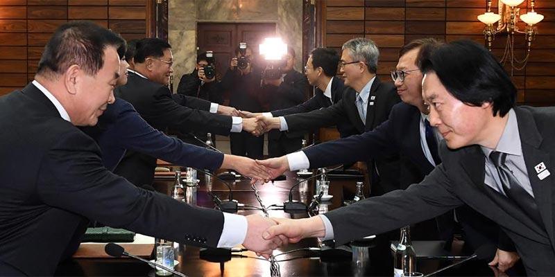 La Corée du Nord et la Corée du Sud défileront ensemble lors de la cérémonie d'ouverture des JO d'hiver