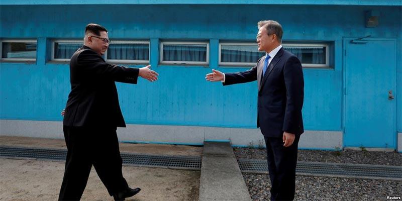 الكوريتان تستعيدان الخط الساخن العسكري