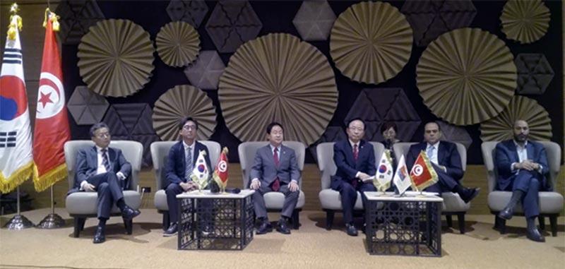 غرفة التجارة التونسية الكورية تنطلق رسميا