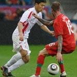 Mondial 2010, une première! 7-0 pour le Portugal!