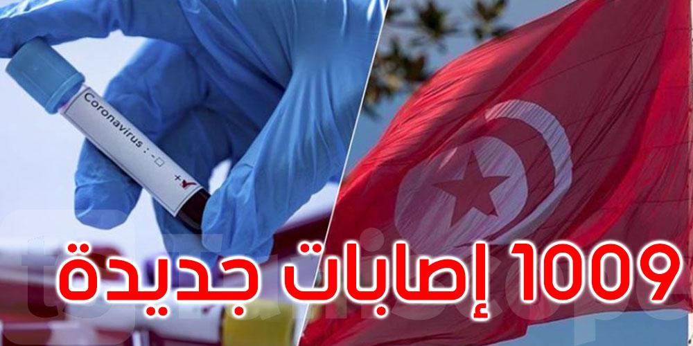 60 حالة وفاة جديدة بفيروس كورونا في تونس