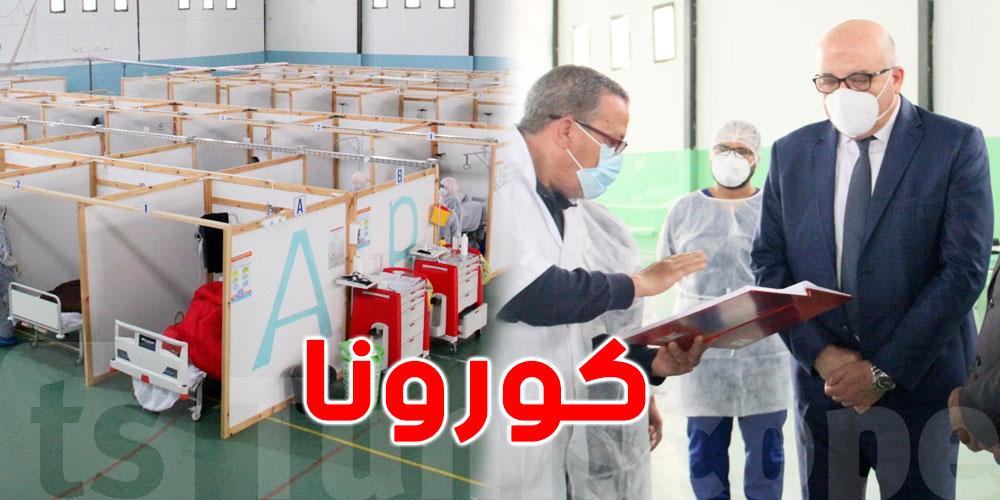 تونس..الانتاج اليومي من الاكسجين 100 الف لتر والاستهلاك 170 الف لتر