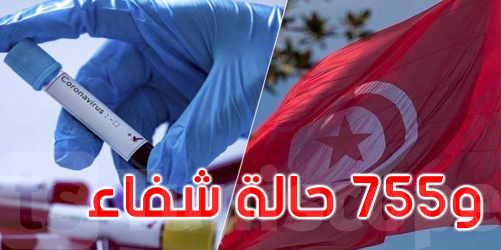 32 وفاة جديدة بفيروس كورونا في تونس