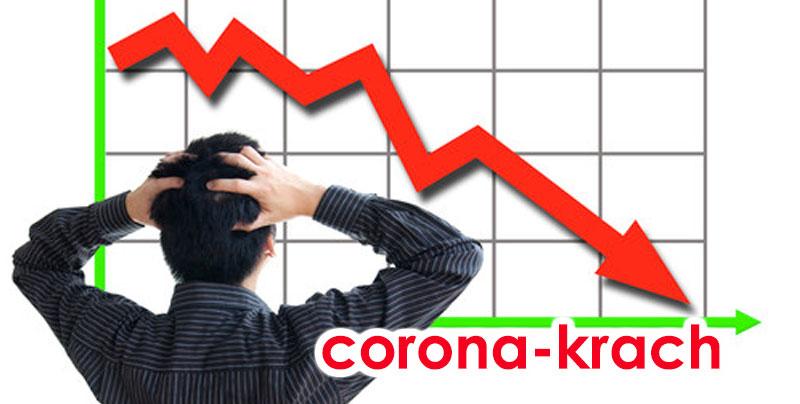 Coronavirus: va-t-on pouvoir éviter le krash boursier?