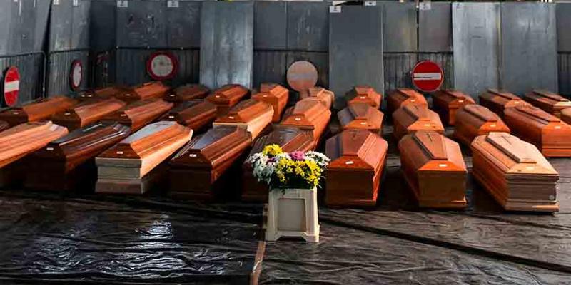 Coronavirus : l'Italie franchit le cap des 10 000 morts