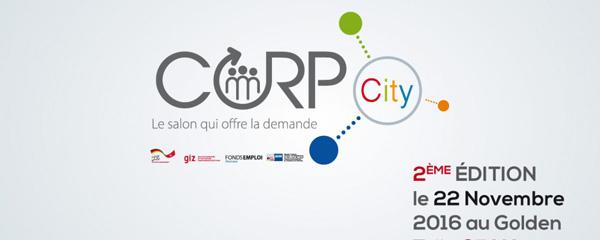 Deuxième édition du Salon CORP CITY à Sfax