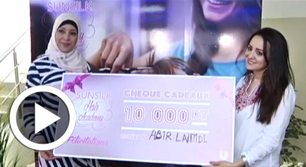 En vidéo : Découvrez les gagnantes du concours Sunsilk Hair Academy