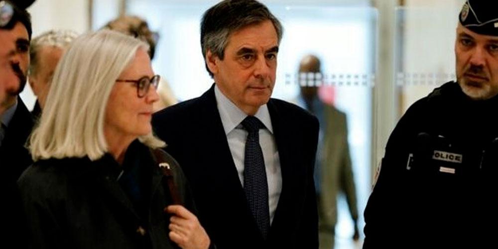 François Fillon condamné à cinq ans de prison dont deux ferme