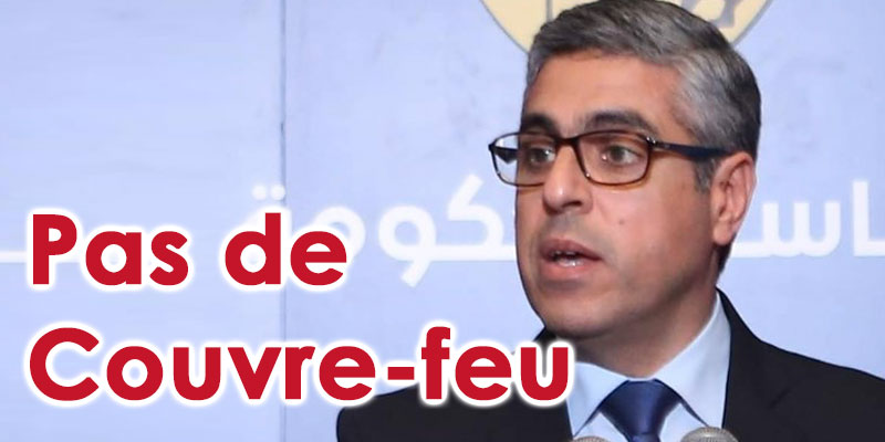 Chokri Hammouda : On ne proposera pas de couvre-feu