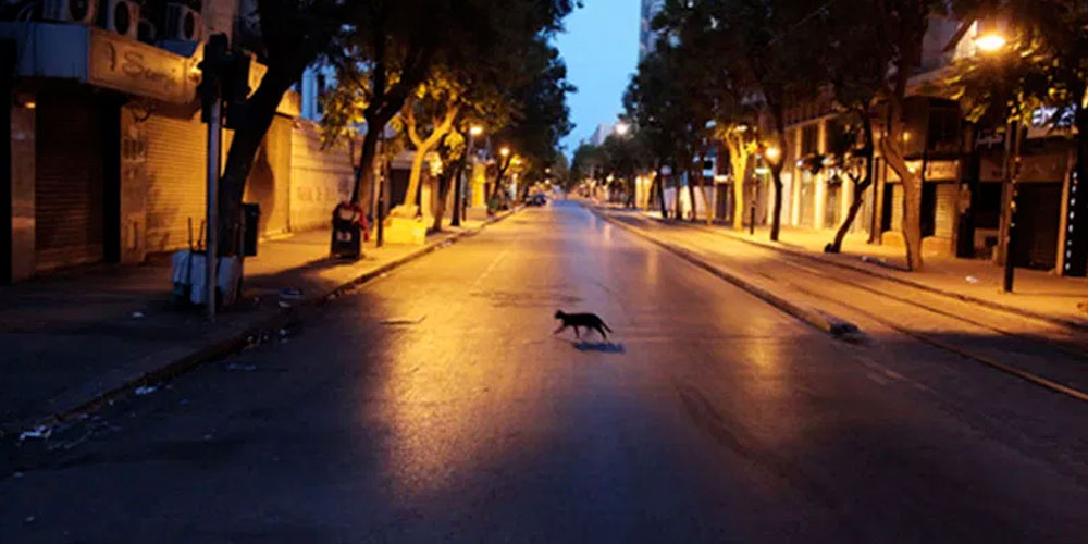 وزارة الداخلية تتوعد المخالفين لإجراءات الحدّ من انتشار كورونا