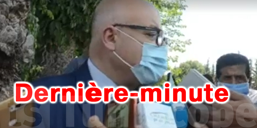 Tunisie-coronavirus : Enfin, le ministre de la santé parle du confinement général