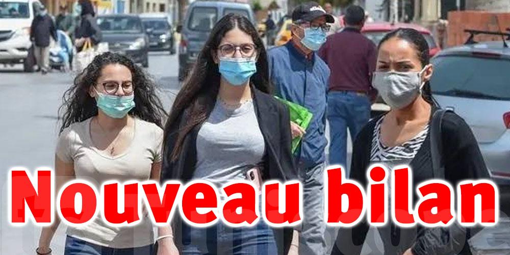 Tunisie-coronavirus : Nouveau bilan