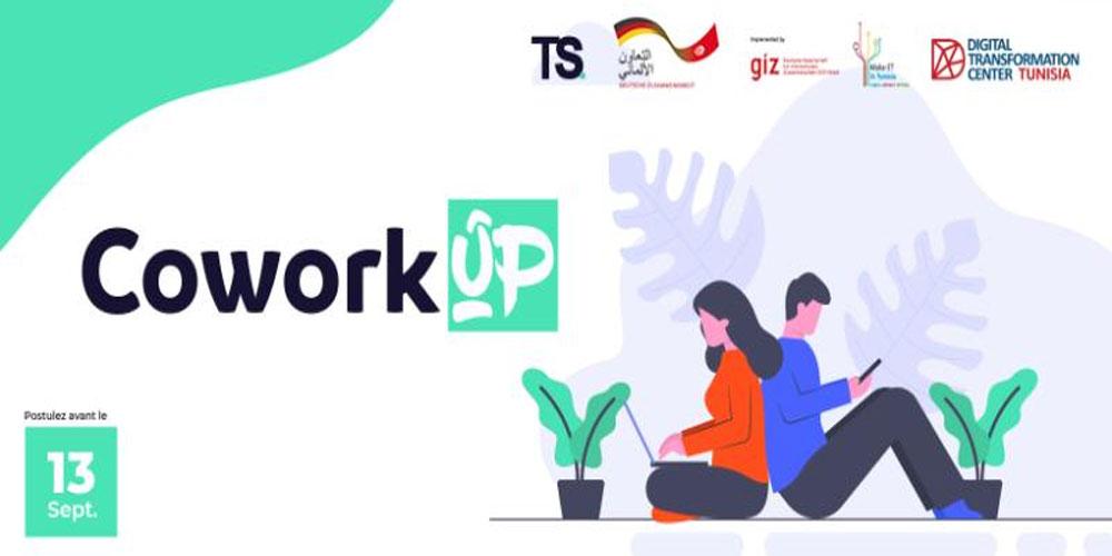 CoworkUP : Appel à candidatures pour les espaces de Coworking dans les régions en dehors du grand Tunis