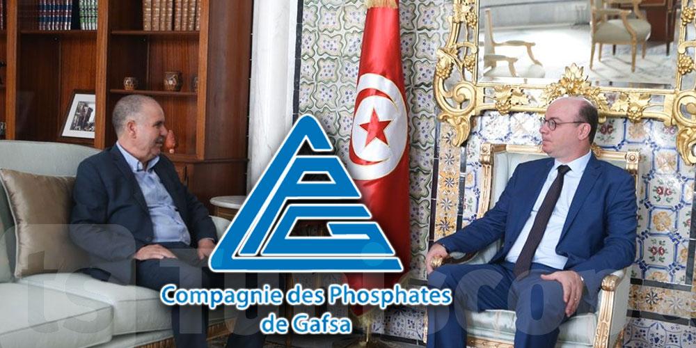 La CPG au cœur d'une réunion entre Fakhfakh et Taboubi