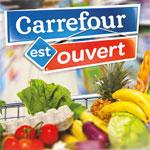 CARREFOUR ouvre à Alger