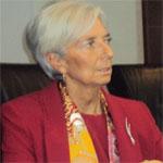Christine Lagarde : Le FMI ne dictera pas ses lois, il soutiendra la relance économique en Tunisie