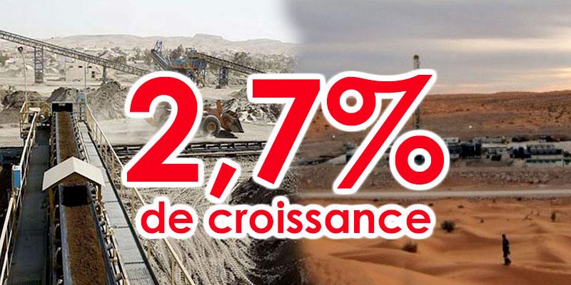 5,5 MT de phosphate et l'activation de Nawara pour une croissance de 2,7%