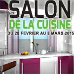 Première édition du salon de la Cuisine du 28 Février au 8 Mars 2015 au Kram