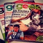 Le dernier numéro Culturegeek.tn disponible dans les kiosques