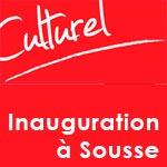 Inauguration de Culturel Sousse, troisième point de vente
