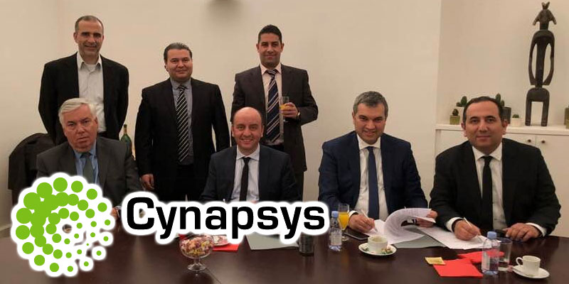 Accord de cession de Cynapsys Group à GFI informatique