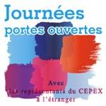 Journées portes ouvertes avec les représentants du CEPEX à l'étranger du 30 juillet au 1er août 2015