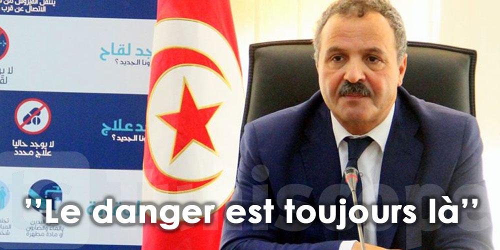 ''Le danger est toujours là''