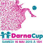 Darnacup : Mini tournoi de football organisé par l'association Darna le 16 mai 2015