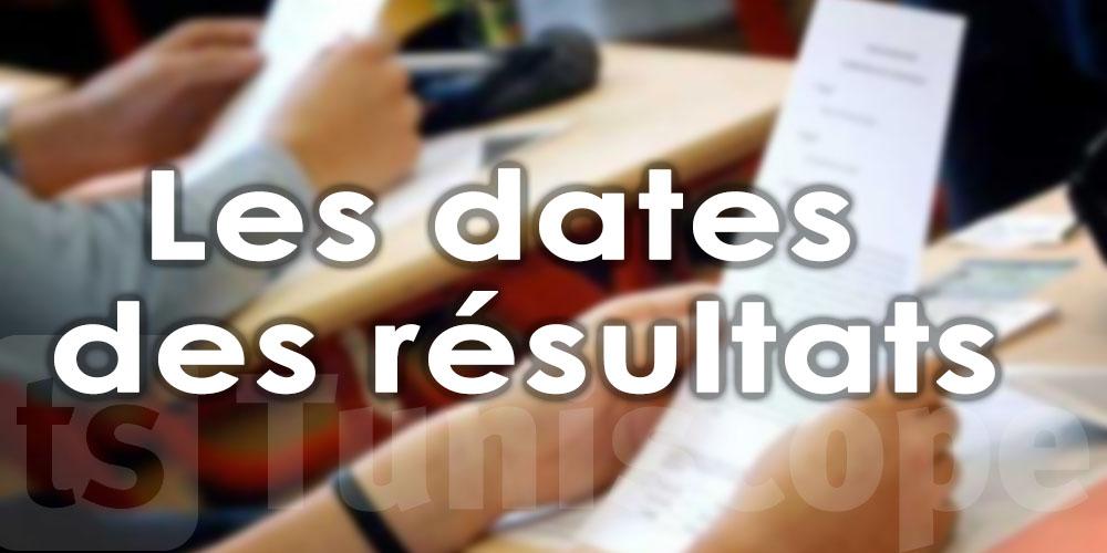 Tout savoir sur les dates des résultats des concours et examens nationaux