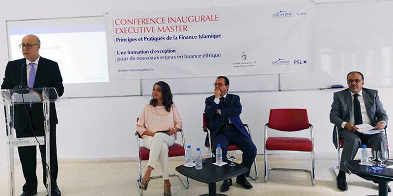 En vidéo : Lancement de l'Executive Master en Finance Islamique de l'Université Paris Dauphine Tunis