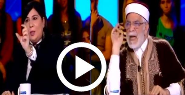 En vidéo : Débat houleux entre Abir Moussi et Abdelfattah Mourou