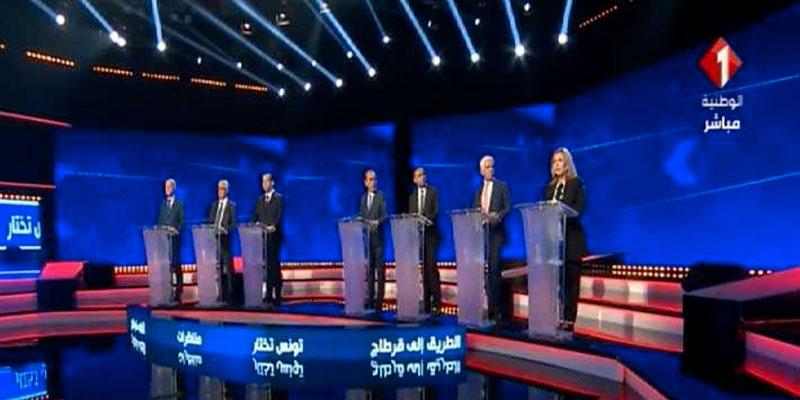 Deux candidats auraient obtenu les questions avant le débat