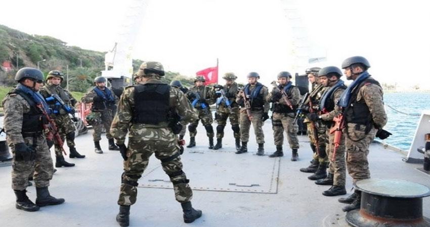 تمرين عسكري مشترك بين تونس والولايات المتحدة الأمريكية<
