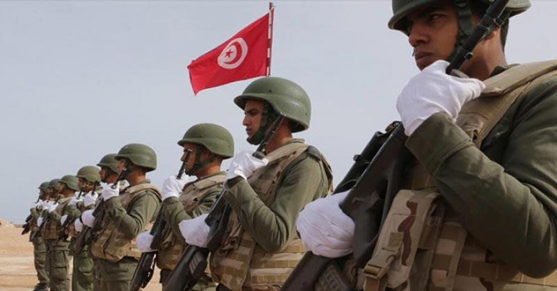 تمرين عسكري مشترك تونسي أمريكي<