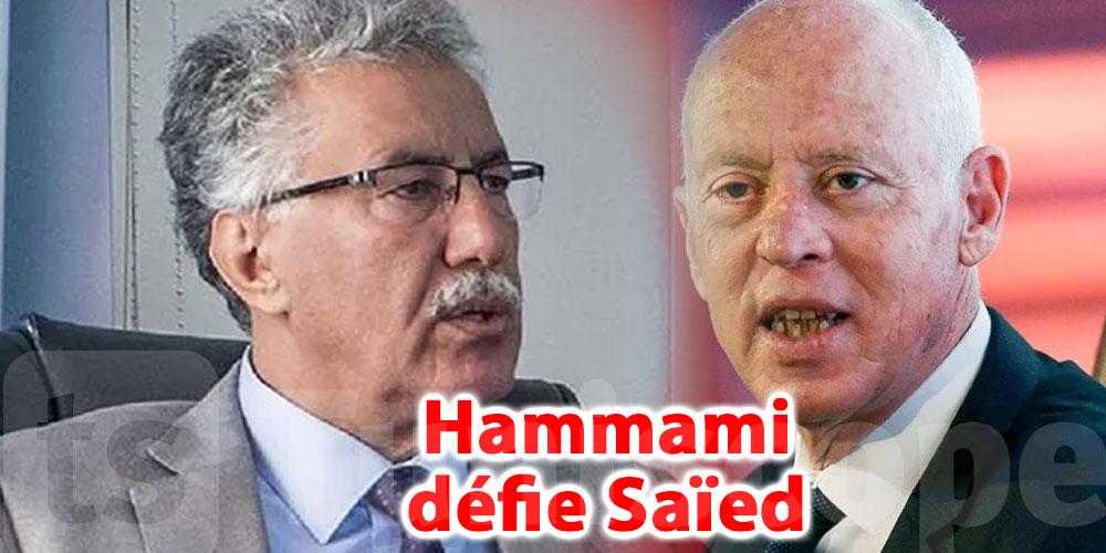Décisions du 25 juillet : La France et les USA étaient déjà au courant, selon Hamma Hammami