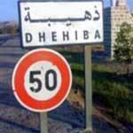 Dehiba : Fermeture du passage frontalier suite à des agressions contre des tunisiens