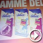 Les produits laitiers de Délice Danone reconnus Saveurs de l'année 2014
