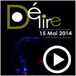 En vidéo : Délire, le spectacle de danse de Nejib Ben Khalfallah