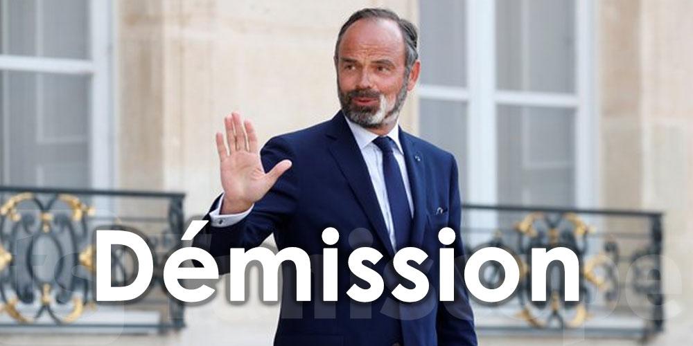 Démission d'Édouard Philippe et de son gouvernement