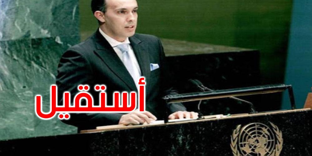 سفير تونس في الأمم المتحدة يستقيل : لم أعد أثق في الرئيس قيس سعيّد