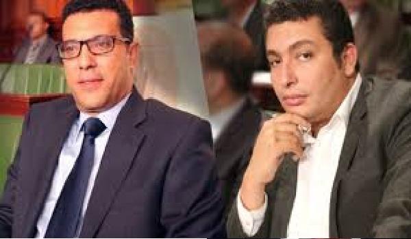 Altercation verbale entre Dahmani et Rahoui sous la coupole du Parlement