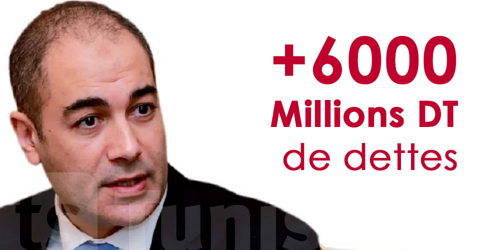 Plus de 6000 millions de dinars de dette pour les entreprises